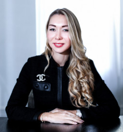 Olga Vysokova is a next-gen family member and the co-founder of The Global Next Gen Community