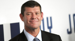 James Packer, heir and majority owner of Crown Resorts.