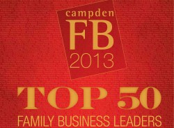 Top 50 Family Business Leaders 2013
